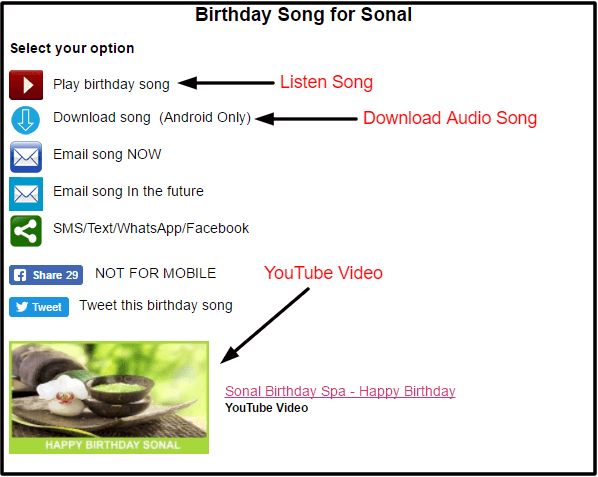 Happy Birthday Song with Indian Name 2018 [Exclusive] - Trickideas