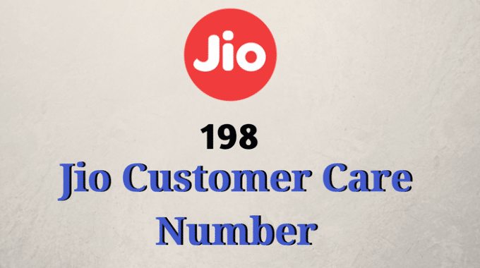 Reliance Jio Customer Care Number: 27 May Toll Free 24×7 No