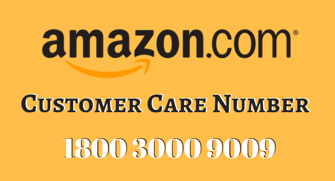 amazon customer care