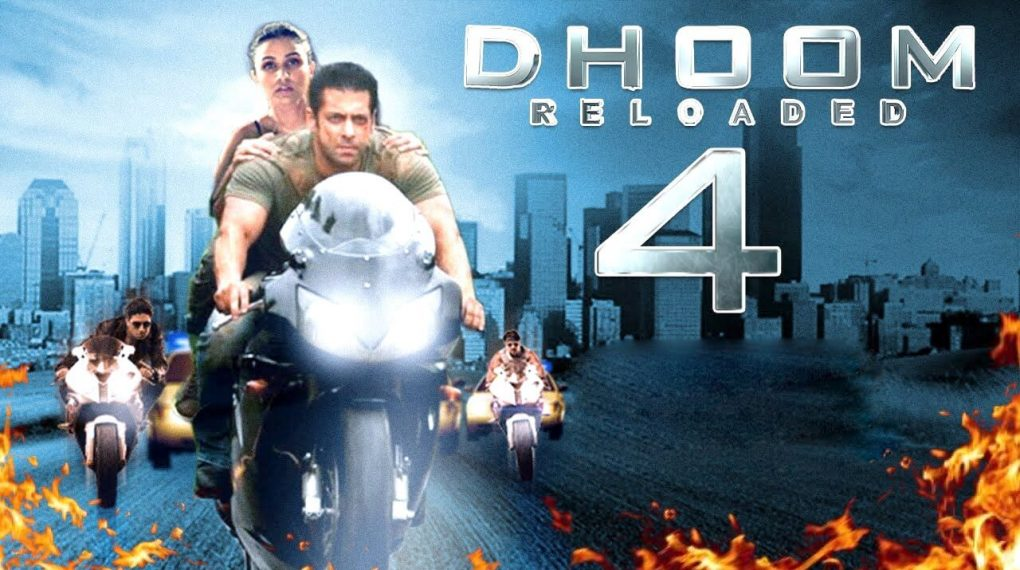 dhoom 4 poster