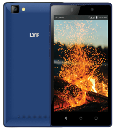 jio lyf flame 8 under 4000
