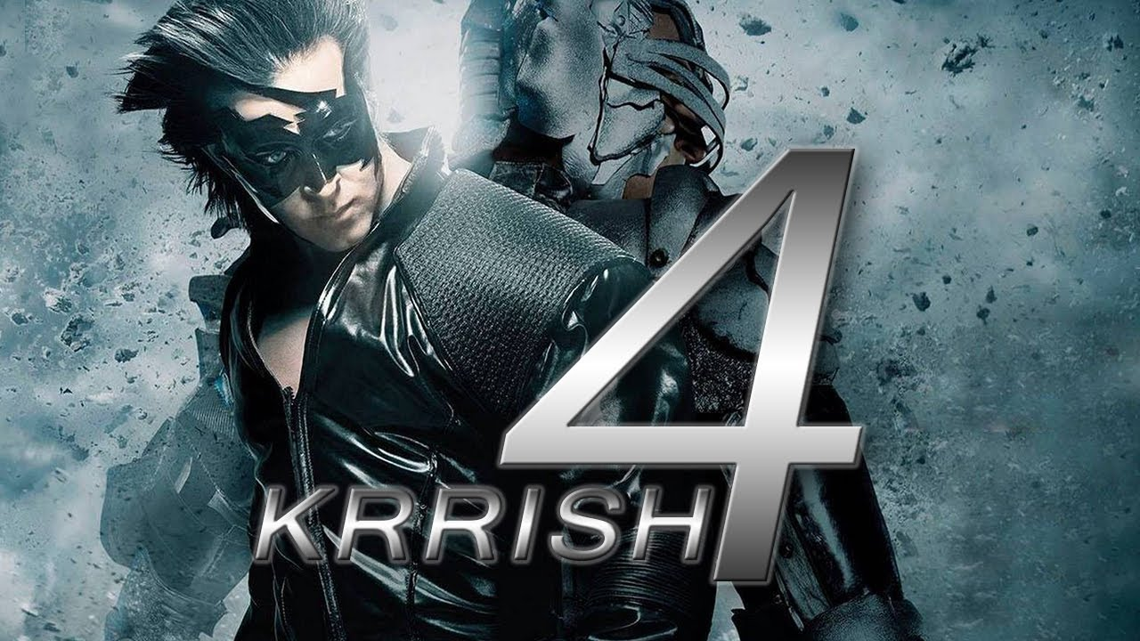Krrish 4 poster