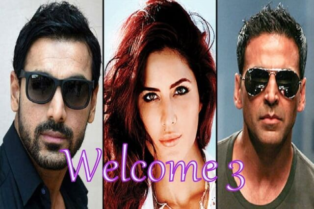 welcome 3 poster