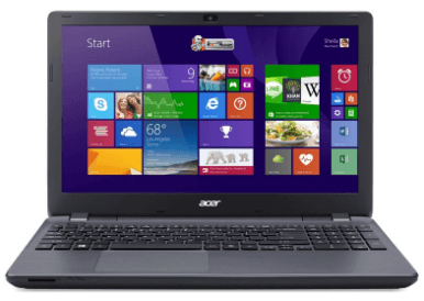 Acer Aspire E5-573 best laptop under 30000 in India