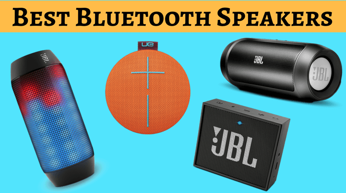 Best Portable Bluetooth Speakers India