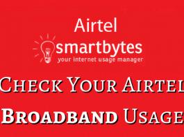Check Airtel Broadband Usage (1)