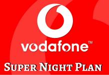 Vodafone Super Night Plan