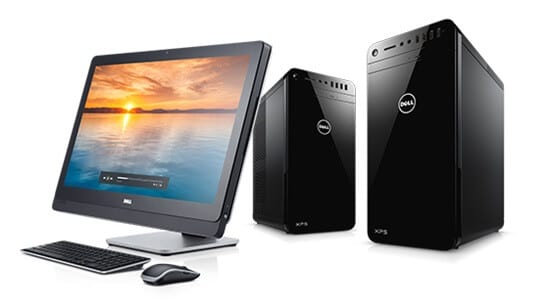 Dell XSP tower Edition