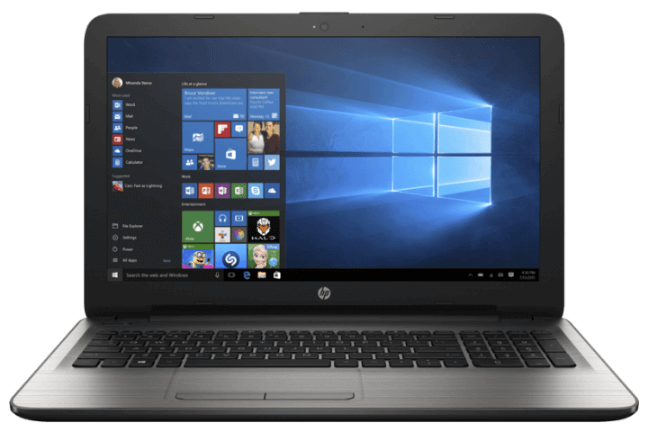 HP 15-ay554tu laptop under 40000