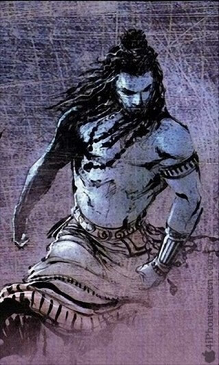 shiva wallpaper for mobile