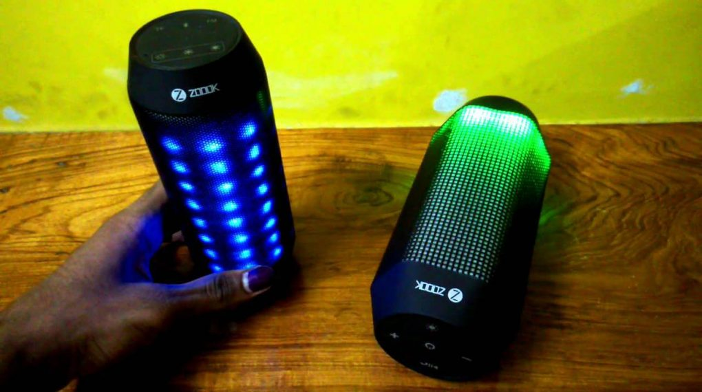 zook jb jaaz bluetooth speaker