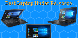 Best Laptop Under Rs.50000