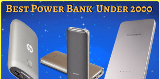 Best power bank under 2000