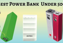 Best power bank under 500