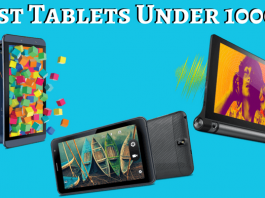 Best tablets under 10000