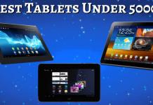 Best tablet under 5000