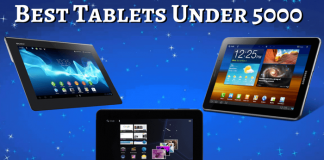 Best tablet under 5000