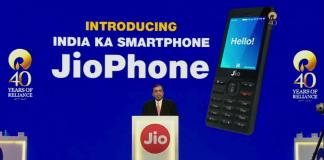JioPhone 4g