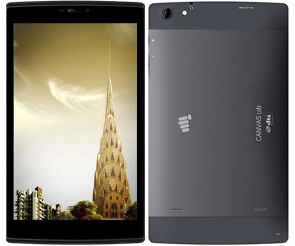 Micromax Canvas P802 tablet under 10000