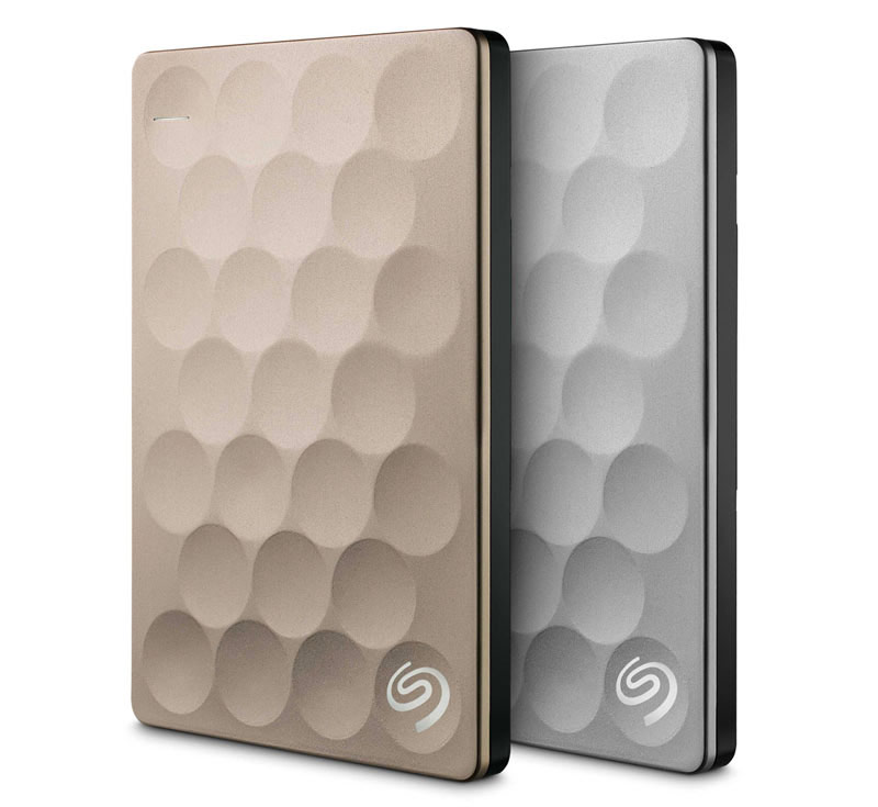 Seagate 1 TB Wired