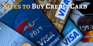 Sites to Buy Credit Card
