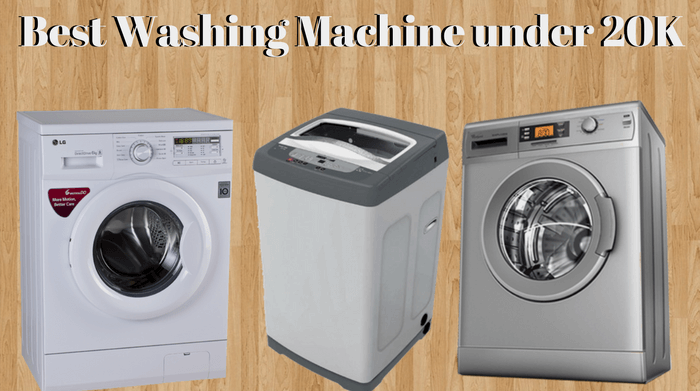 Best washing machine under 20000