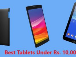 Best 4G tablets under 10000