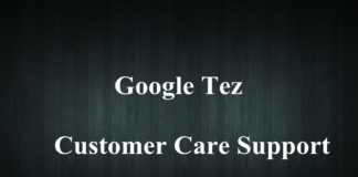 tez helpline number