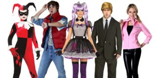 Popular Halloween Costumes