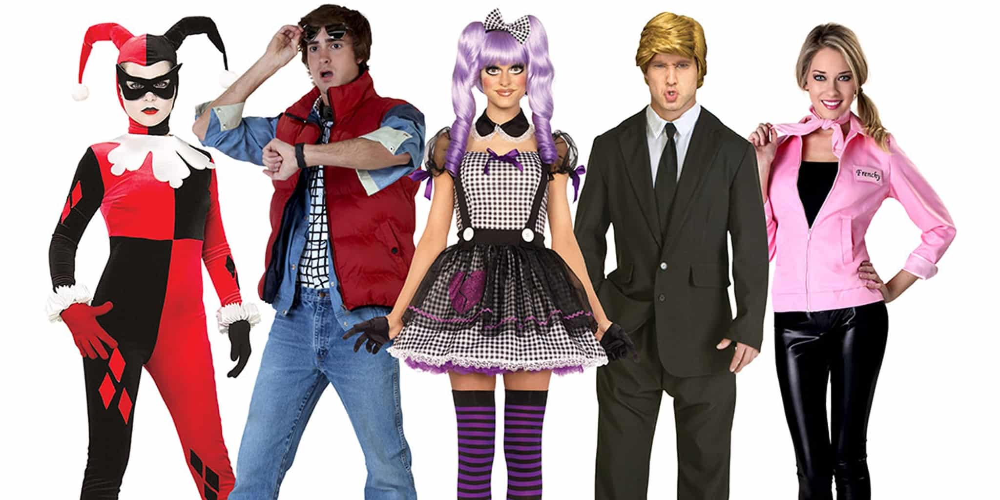 Most Popular Halloween Costumes Of 2017 For People Of All