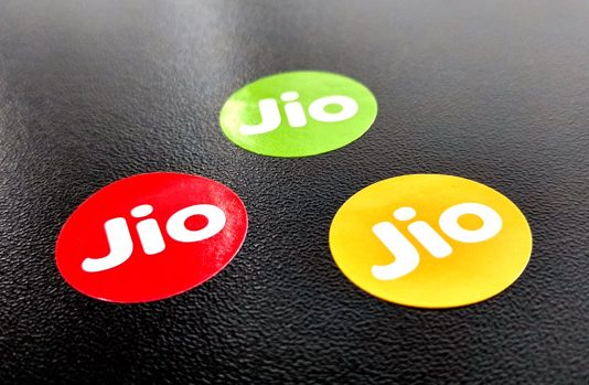 reliance jio recharge