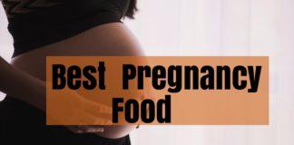 pregnancy food