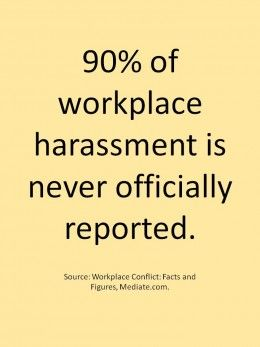 harassment at work