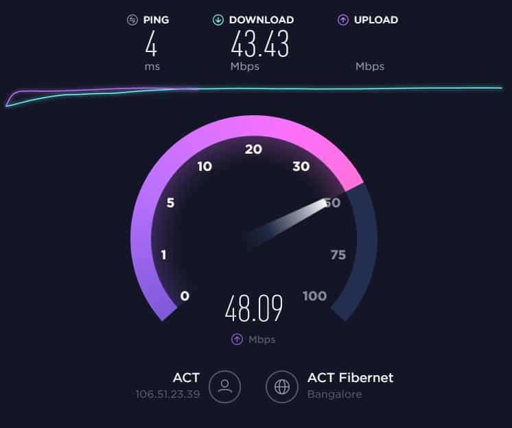 speedup internet