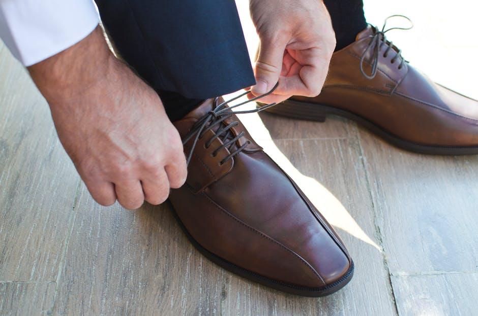 interview dress code men