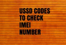 codes to check imei number