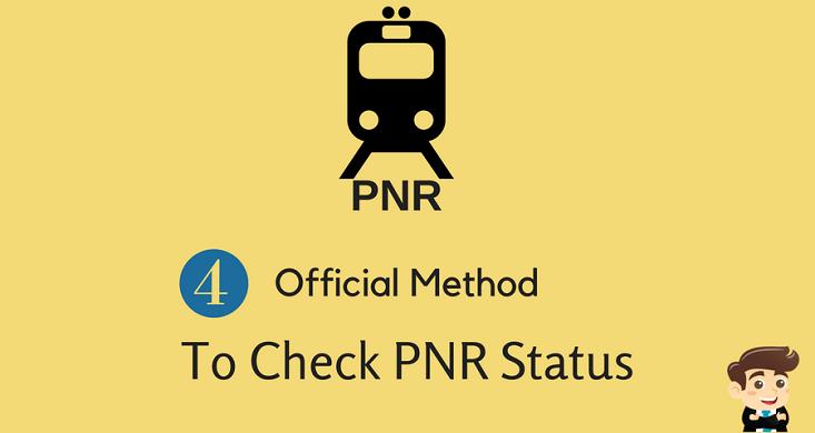Check PNR status