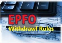 EPF Withdrawal rules