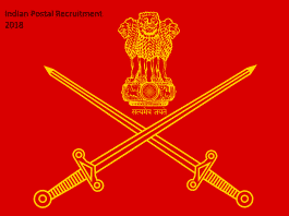 Indian Postal Recruitment 2018