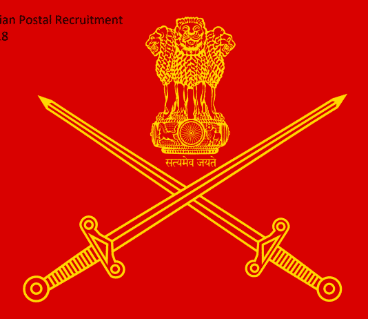 Indian Postal Recruitment 2018