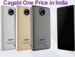Cagabi One Price in India: Worlds Cheapest 4G Mobile Specifications, Images
