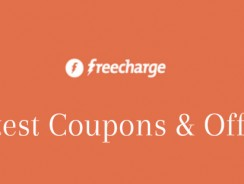 Freecharge Promo Code, Offers of Rs.50 Cashback for 27 March 2017