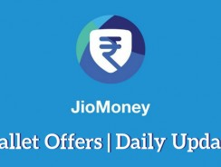 Jio Money Wallet Offers: 100% Cashback for 27 March only