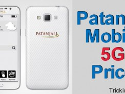 Patanjali Mobile 5G Price: Specs, Features and How to Book