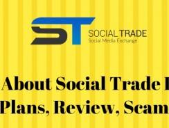 Social Trade Biz: Social Trade Plan & Payment Proof | Full Call Support